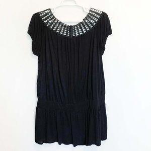 1955 Vintage Collection Plus Size Shirt Dress